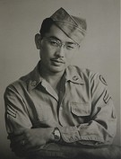 Jerry in the US Army